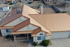 Finishing Touch Home Improvements  |  Albuquerque New Mexico's  Premier Metal Roofing System Roofer | Call 505-379-7705 Today for Free Roof Repair or Installation Quote