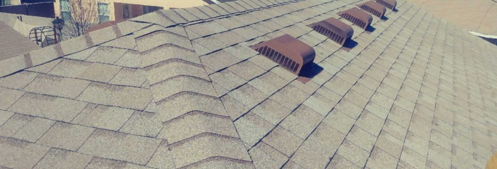Asphalt Shingle Roofing Albuquerque Nm Finishing Touch