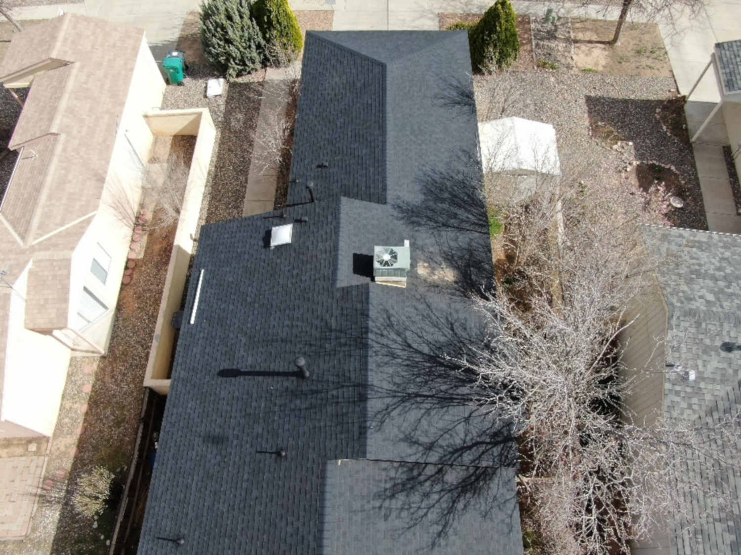 Asphalt Shingle Roofing Albuquerque NM 04a Finishing Touch Home Improvements 505-379-7705
